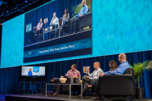 jonathan-bryce-and-mark-muehl-shilla-saebi-andrew-mitry-from-the-openstack-team-at-comcast